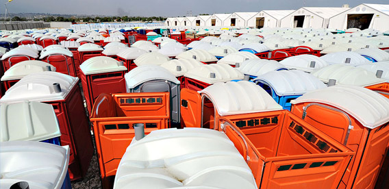 Champion Portable Toilets in Suisun City,  CA